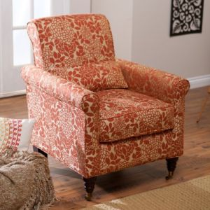 Photos of floral fashion and decor - angelo HOME Harlow Chair - Mango Floral.jpg