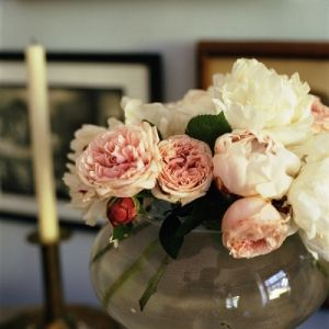 Pictures of floral design -Floral fancy - mylusciouslife.com - Peonies in vase.jpg