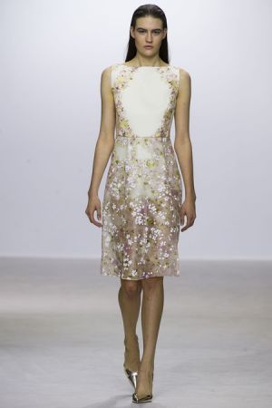 Using floral in the home and in fashion - Giambattista Valli Spring 2013 RTW Collection.JPG