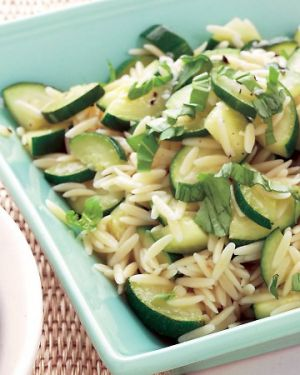 Picnic ideas recipes - Cucumber rice and herb salad.jpg