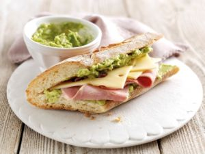 Picnic menu - Ham_Cheese__Avocado_Baguette.jpg