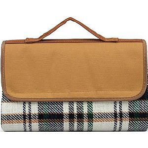 Picnics - kevin_sharkey_gracious_home_plaid_blanket_tote.jpg