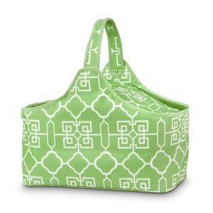 buckhead-bag-cute-green lattice picnic bag.jpg