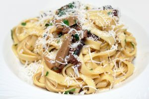 italian food - Tagliatelle with Porcini Mushrooms.jpg