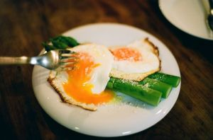 list of delicious foods - asparagus and poached egg.jpg