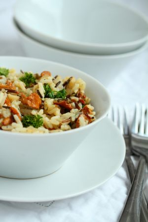most delicious food ever - Pilaf with chanterelles.jpg