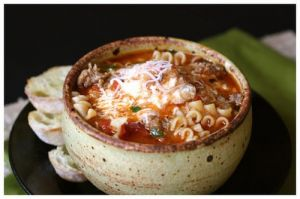 most delicious foods - food pictures - italian food - Lasagna Soup.jpg
