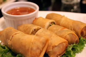 pictures of delicious food - recipes ideas - spring rolls.jpg
