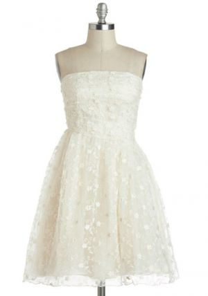 Beautiful weddings - Scathingly Brilliant Dress from Modcloth.jpg