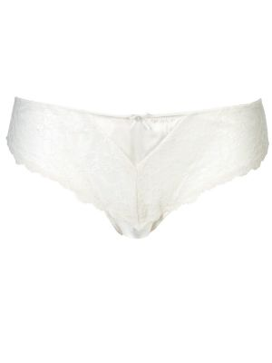 Wedding lingerie on a budget - COLLECTION by John Lewis Bridal Fiona Briefs in Ivory.jpg