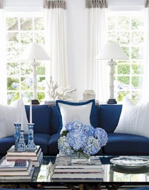 Beach house design photos - house decorating blog - david_lawrence_hamptons_blue.jpg