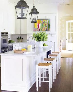 Beach house style - decorating site - mylusciouslife.com -  hamptons-kitchen.jpg