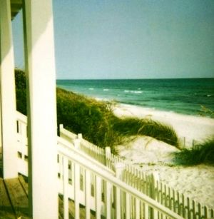 Coastal living beach house style - beach house decor via mylusciouslife.jpg