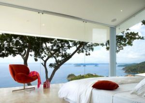 Dream beach house pictures - amazing home design ideas - glass-paneled-walls-modern-house.jpg