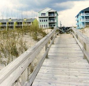 Pictures of beach houses - dream beach house - beach_access.jpg