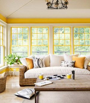 Pictures of beach houses - dream beach house - mylusciouslife.com - luscious beach house yellow.jpg