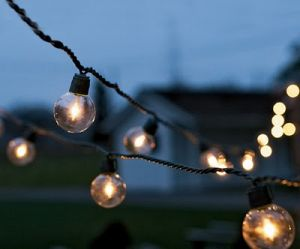 Relaxed private beach houses photos - Globe Lights from Napa Style.jpg