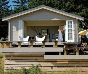 Relaxed private beach houses photos - houseandhome.com cabin.jpg