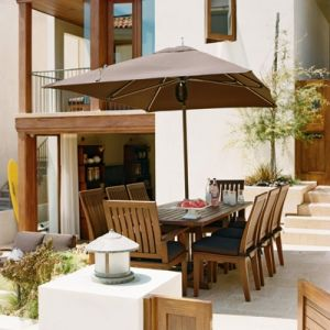 Summer beach house pictures - holiday beach house - johnson-modern-patio.jpg
