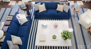 beach nautical themed decor - Modern beach house interior - pictures.jpg