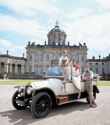 looking for love in brideshead revisited Brideshead revisited, the sacred & profane memories of captain charles   years later, after they have both married unhappily, charles falls in love with.