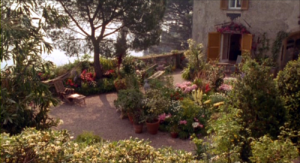 Enchanted April 1992 garden.png