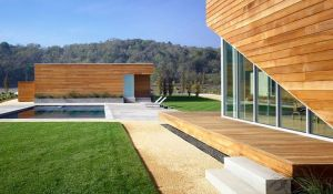 Modern house architecture with a pool and garden - mylusciouslife.jpg
