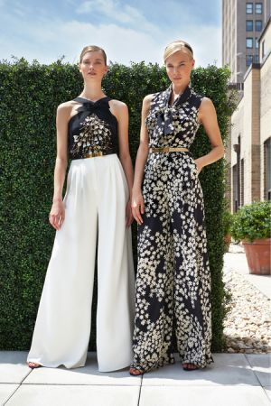 Carolina Herrera Resort Collection 2014