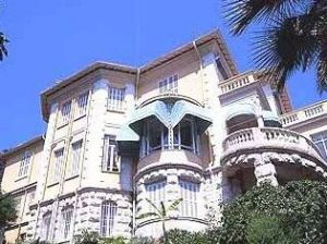 Former French Riviera home of Coco Chanel - Villa La Pausa.jpg