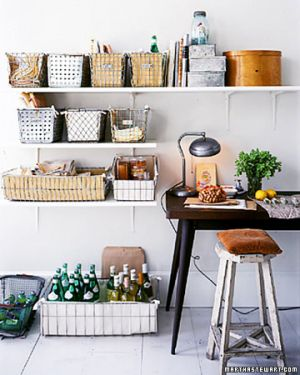 Home organisation ideas - mylusciouslife.com - Martha baskets.jpg