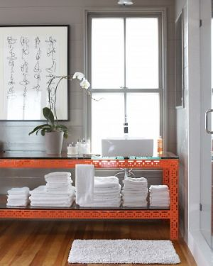 Home organisation ideas - mylusciouslife.com - Martha orange shelf.jpg