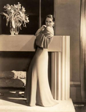 Norma Shearer wearing a gown by Gilbert Adrian 1934.jpg