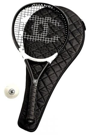 chanel black and white tennis racquet and ball - a glamorous life.jpg