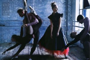 In Time With The Music in Vogue Italia March 2008 photographed by Mark Seliger.jpg