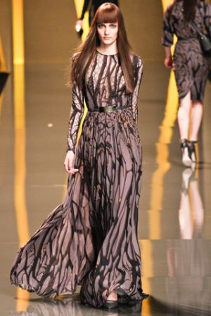 Elie Saab Fall 2012 RTW Collection