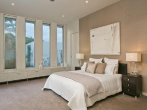Julia Gillard - new Adelaide home - master bed.jpg
