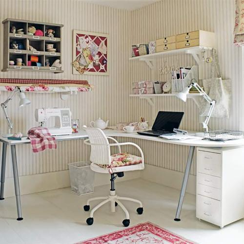 Luscious Design Inspiration To Decorate Your Office Workshop Studio Or Craft Room Part 2