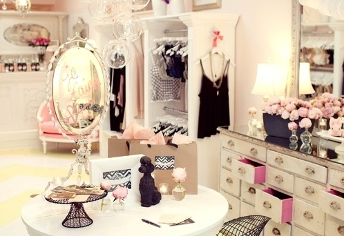 Luscious style boudoirs walk in wardrobes closets for Dressing room accessories