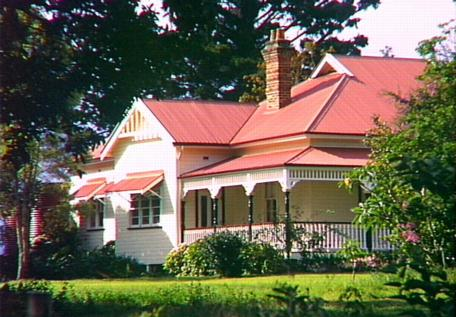 Architecture and design australian architecture part 1 for Country cottage homes designs australia