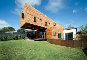 ... Contemporary Timber House   Australian Style Architecture ...