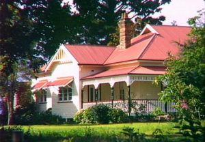 Georgian Style House Plans Australia