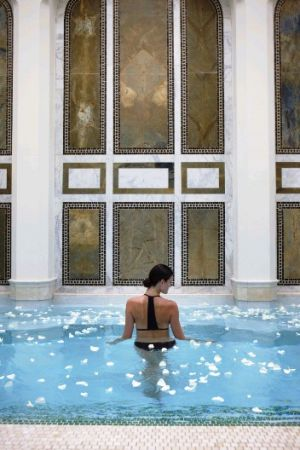 LA Experience - luxury travel in Los Angeles - Spa at the Montage_Mineral Pool.jpg