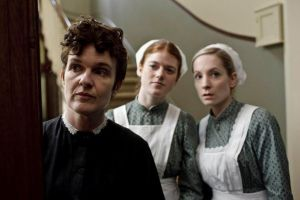 Below stairs staff at Downton Abbey - www.myLusciousLife.com.jpg