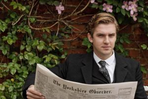 Cousin Matthew Crawley in Downton Abbey - www.myLusciousLife.com.jpg