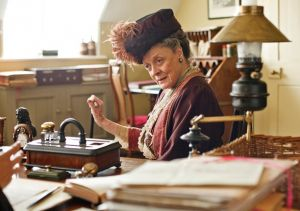 Dame Maggie Smith in Downton Abbey - www.myLusciousLife.com2.jpg
