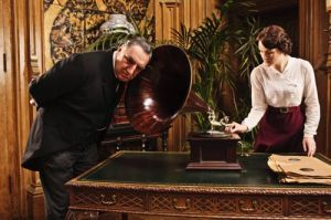 Downton Abbey - www.myLusciousLife.com - downton 2 mary bates and gramophone.jpg