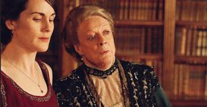 Downton Abbey - www.myLusciousLife.com - maggie-smith-downton.jpg