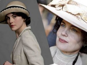 downton abbey - lady mary and countess - www.myLusciousLife.com.jpg