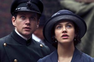 sybil and branson in downton abbey - www.myLusciousLife.com.jpg