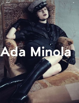 Anna de Rijk in Louis Vuitton by Carlotta Manaigo for Dazed & Confused November 2011_2.jpg